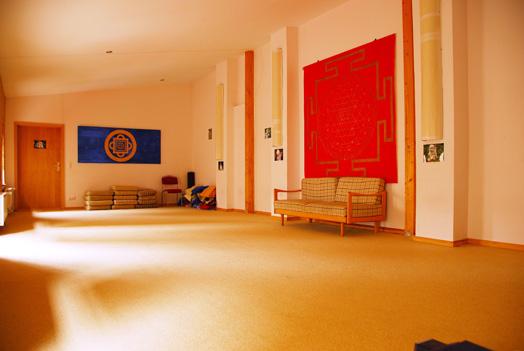 Berlin Vermietung Yoga- und Seminarraum