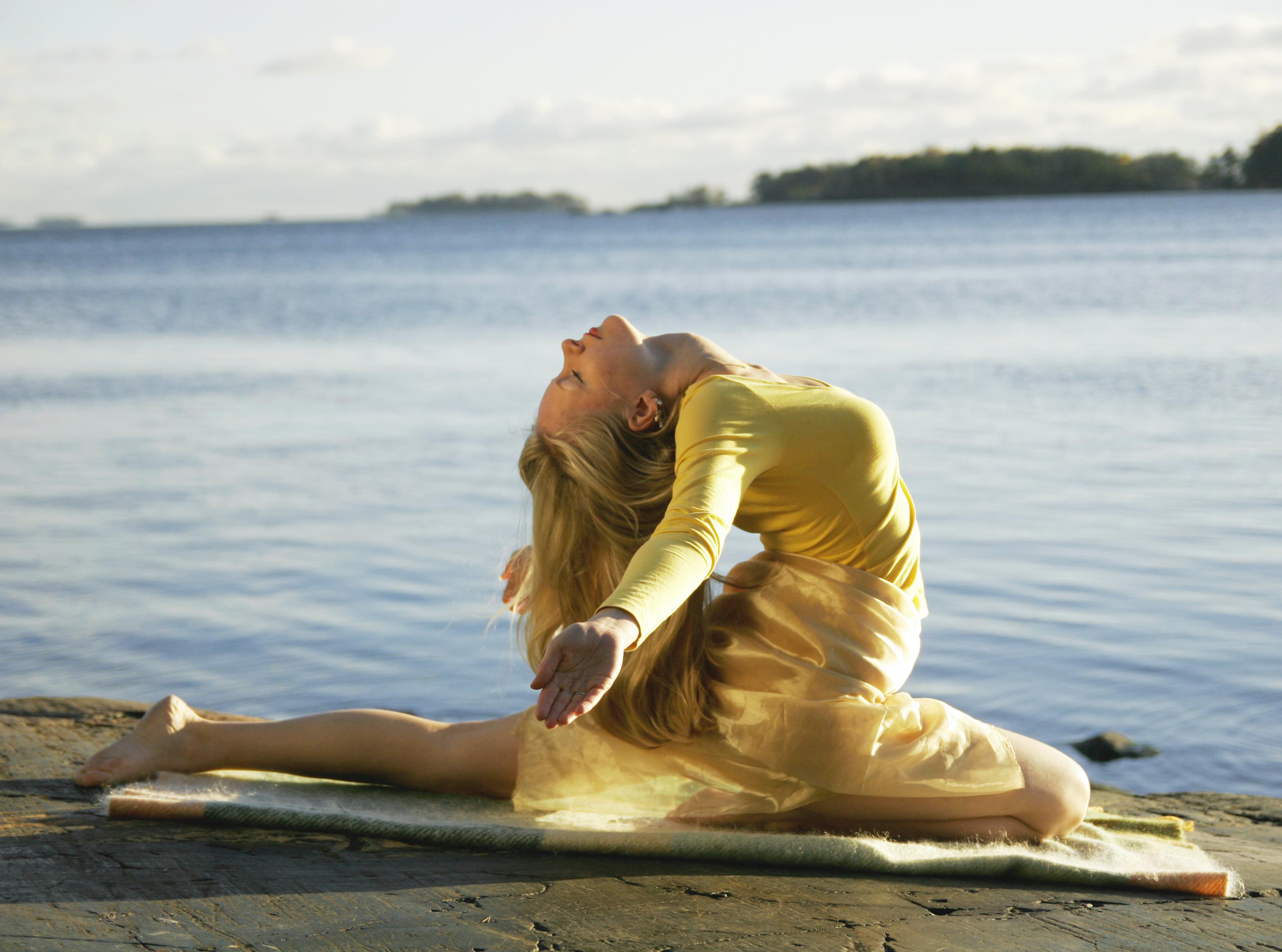 Hatha Yoga – Yoga des Körpers